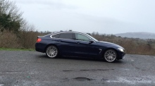 Our Test Drive: the BMW 4 Series Gran Coupe