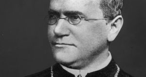 Gregor Mendel: The 'father of genetics'. Photograph: Hulton Archive/Getty Images