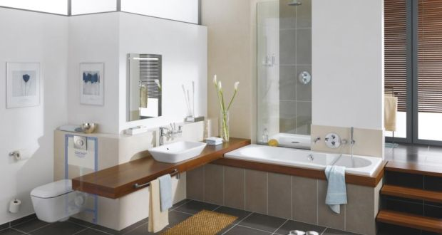 Grohe Rapid SL toilet is quieter and designed to conserve water