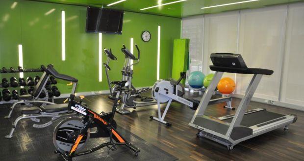 Home gym lighting design house plans