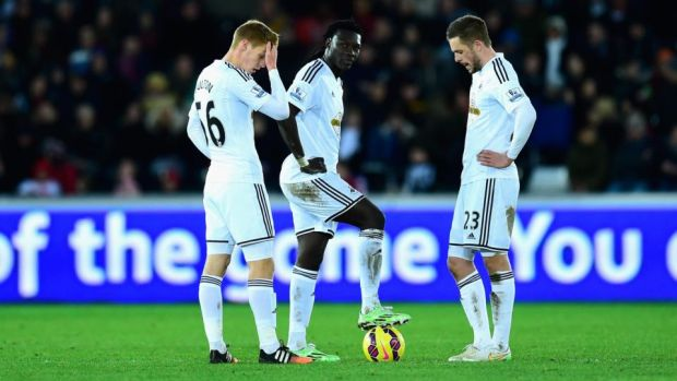 Rampant Chelsea given freedom of Liberty by Swansea