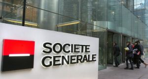 Societe Generale SA, France's second-largest bank, named former European Central Bank board member Lorenzo Bini Smaghi chairman as it separates the post from that of chief executive officer.  (Photograph: Judith White/Bloomberg News)