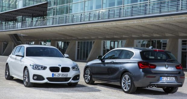 Bmw Sharpens Up The Style In Its New 1 Series