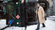 'I am making A Most Violent Year in response to violence in films'