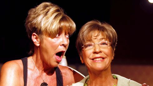 File photo dated 25/07/11 of Coronation Street actress Anne Kirkbride as she unveiled the new wax figure of her on screen character Deirdre Barlow at Madame Tussauds in Blackpool. Photograph: Pete Byrne/PA Wire