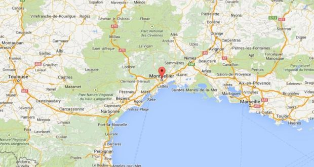 Carpentras France Map.Five Chechens Arrested And Explosives Found In France