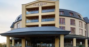 Fels Point Hotel in Tralee, Co Kerry: over €4m