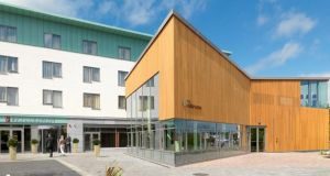 Killeshin Hotel on the outskirts of Portlaoise town: has a guide price of €3 million