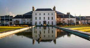 Johnstown House Hotel & Spa, beside Enfield, Co Meath: guide price of in excess of €6.5 million