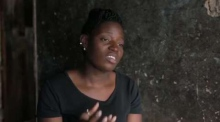 Josephine, a young U-reporter from Zambia, tells us her story