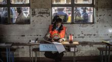 Zambia: snapshots from an election