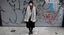 Street Style: Warm layers