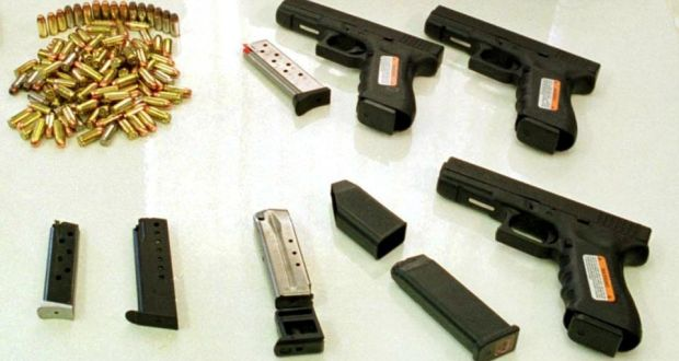 Gun lobbyists urge rethink of firearms legislation