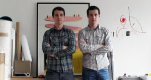James and Michael Fitzgerald: The Project Twins