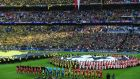 All-German Champions League final 2013, Borussia Dortmund v FC Bayern Muenchen. Photograph: Martin Rose/Getty Images