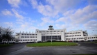 We take a tour of Dublin Airport's beautiful old terminal building as Dublin Airport celebrates its 75th birthday this month. Video: Bryan O'Brien