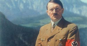 The German copyright on Mein Kampf is about to expire.  Photograph: Roger Viollet/Getty Images