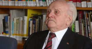 "Jozef Paczynski, 95: ""After a while in Auschwitz my life became immaterial to me."""