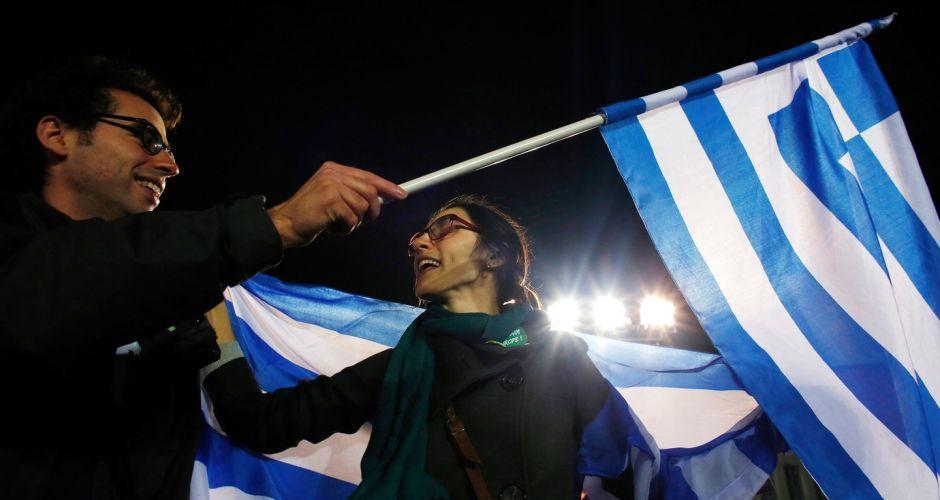 Syriza wins Greek general election