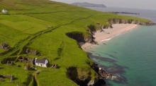 Stunning drone footage captures the Wild Atlantic Way