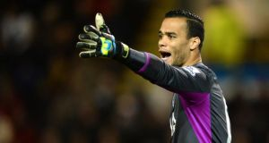 Tottenham Hotspur's Michel Vorm Goalkeeper Michel Vorm has the complete trust of the Tottenham squad and manager. Photograph: Martin Rickett/PA
