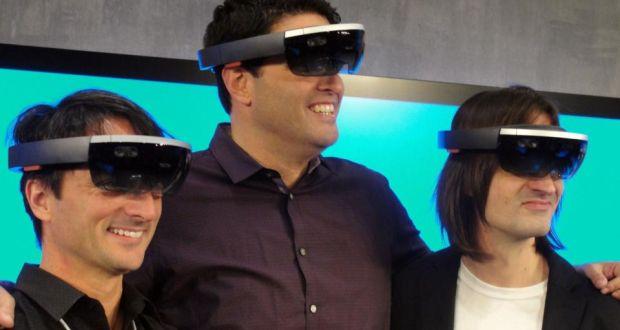 Microsoft HoloLens: sensational vision of the PC's future