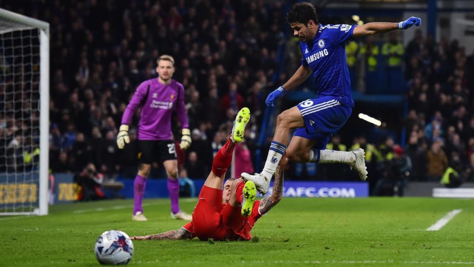 Jose Mourinho Defends Diego Costa Over Stamping