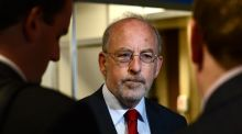 Central Bank governor Patrick Honohan said the decision to introduce lending rules were made in order to avoid a new bubble . Photograph: Cyril Byrne / The Irish Times