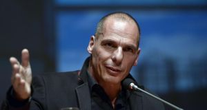 Economist and new Greek finance minister Yannis Varoufakis has argued since the beginning of the crisis that Greece should default while staying a member of the euro area.