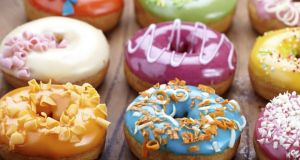 A doughnut: the number of holes determines the topological character of a surface. Photograph: Thinkstock