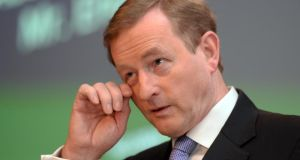 Shatter strikes again and Enda's good day is over