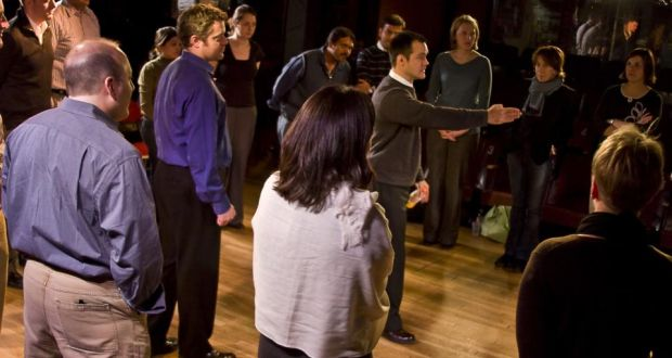 Improv Asylum:  deadly serious about making workplace education both more engaging and more instructive