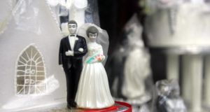 The authors of the study on mixed-marriage patterns in Ireland 100 years ago say they could have been used to anticipate future violence and civil conflict