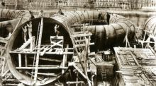 Modern Ireland in 100 Artworks: 1927 –  Ardnacrusha hydroelectric scheme