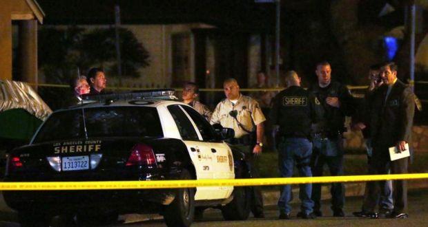 Rap mogul Suge Knight held for murder over LA hit-and-run