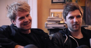 The four members of Kodaline speak to Tony Clayton Lea on the eve of their new album, Coming Up for Air, being released. Video: Daniel O'Connor