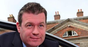 "Minister for the Environment Alan Kelly: ""Successfully tackling homelessness demands that a higher priority be afforded to homeless households."" Photograph: The Irish Times"