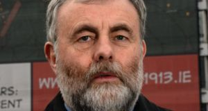 Siptu president Jack O'Connor has called for a new left-wing government and pay increases. File photograph: Cyril Byrne/The Irish Times