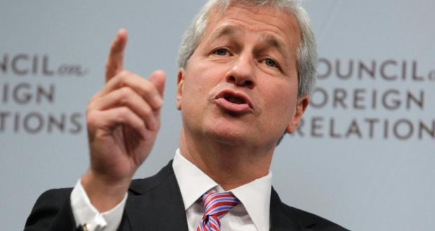 Do it today: JPMorgan Chase chief Jamie Dimon has told all his underlings to reply to emails within the day. Photograph: Yuri Gripas/Reuters