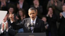 US president Barack Obama thinks Americans should start to pay death duties. Republicans in control of Congress are apoplectic. Photograph: Alan Betson/The Irish Times