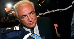 Dominique Strauss-Kahn, who starred as finance minister in a boom-time Socialist government in the late 1990s, faces up to 10 years in jail and a fine of up to €1.5 million if convicted in the French trial.   Photograph: Christian Hartmann/Reuters