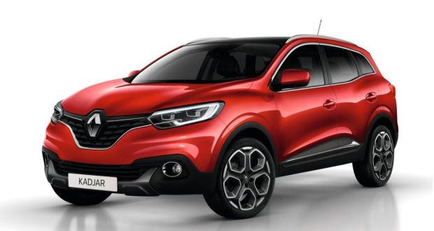 Renault Aims For New Heights With Kadjar