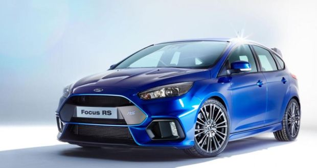 New Focus Rs Less Visually Aggressive Than Before But 4wd And 323hp Means It Should Be