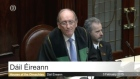 Ceann Comhairle Seán Barrett has withdrawn his comments that the Opposition was attempting to undermine him.