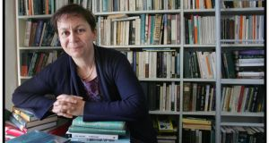 Anne Enright. grianghraf: matt kavanagh/the irish times