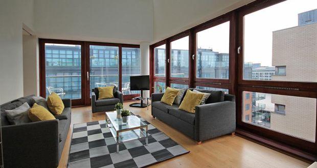 Apartment 14, Block 3, Clarion Quay, IFSC, Dublin 1: U20ac675,000
