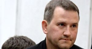 The footage showed Graham Dwyer at the building between January and August 2012, the trial heard on Tuesday. Photograph: Cyril Byrne/The Irish Times