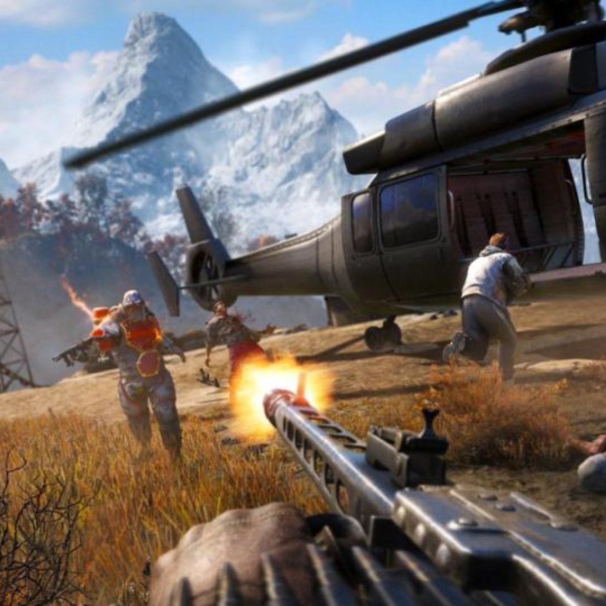 Far Cry 4 Escape From Durgesh Prison Dlc Review