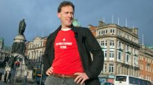 Carl O'Brien: A Cork man in the capital