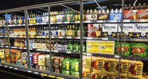 A 500ml can of lager has 20 grams of alcohol, so, based on a minimum price of 90 cent per 10 grams, which Leo Varadkar and his department are considering, the cheapest retail price under minimum pricing would be €1.80